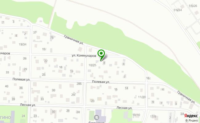 Сбербанк Санкт-петербург п. Горелово, ул. Коммунаров 118, пом. 10Н, лит. А карта