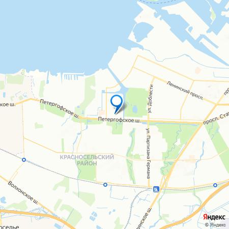 квартал Жемчужная симфония на карте
