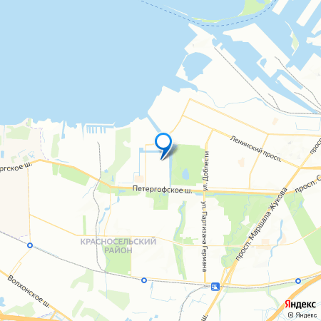 Линкор на карте