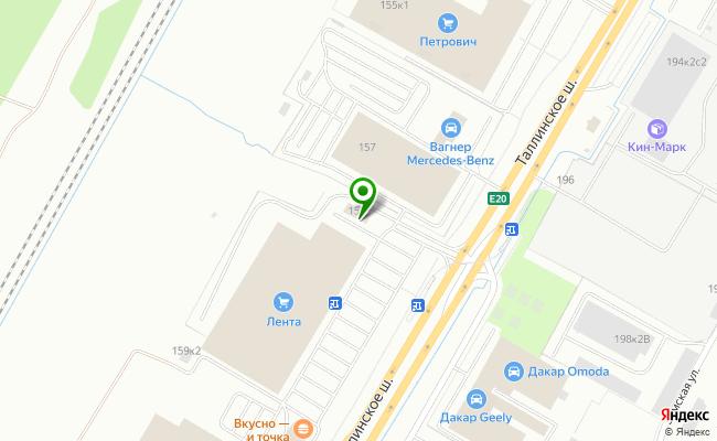 Сбербанк Санкт-петербург шоссе Таллинское 159, лит. А карта