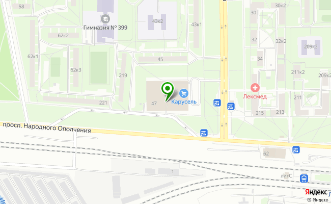 Сбербанк Санкт-петербург ул. Партизана Германа 14/117, лит. А, пом. 50-Н карта