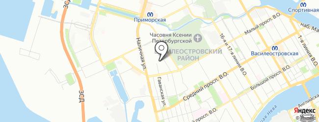 Проститутка Марина метро Приморская СПб