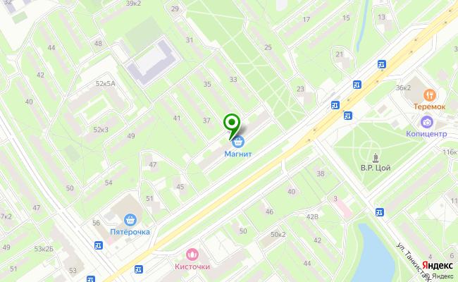 Сбербанк Санкт-петербург проспект Ветеранов 43, лит. А карта