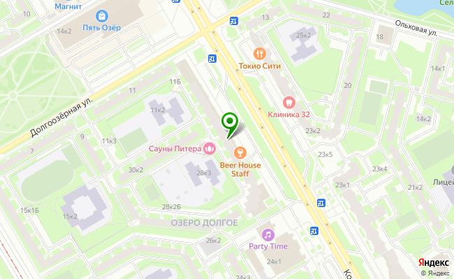 Сбербанк Санкт-петербург проспект Комендантский 30, корп.1 карта