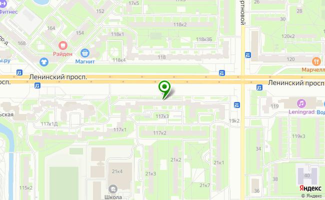 Сбербанк Санкт-петербург проспект Ленинский 117, корп.1, лит. А карта