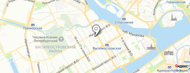 Проститутка ГЕЛЯ МБР метро Василеостровская СПб