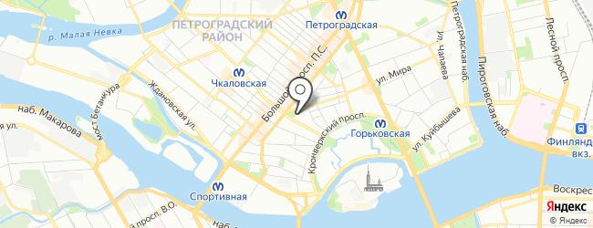 Проститутка Вика метро Горьковская СПб
