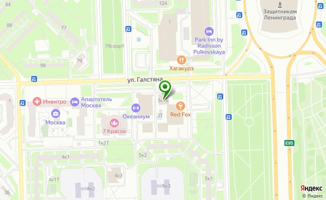 Сбербанк Санкт-петербург шоссе Пулковское 3, корп.1, лит. Б карта