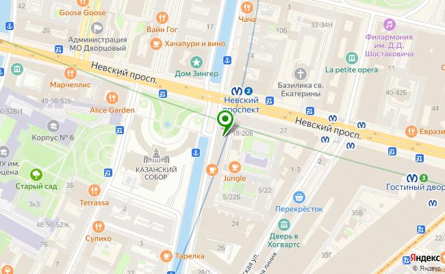 Сбербанк Санкт-петербург набережная канала Грибоедова 18-20, лит. А, пом. 33Н карта