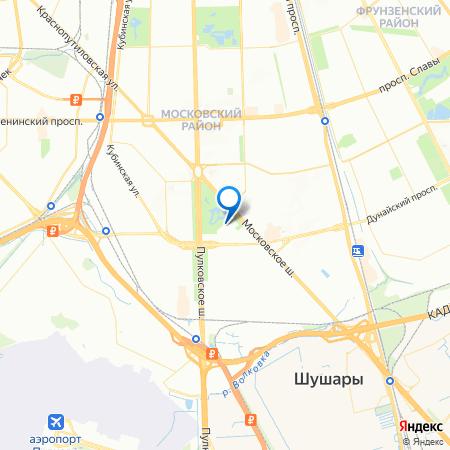 апарт-комплекс NEOPARK на карте