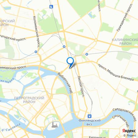 апарт-отель VERTICAL WE  на карте