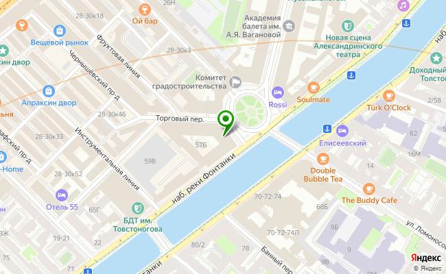 Сбербанк Санкт-петербург ул. Садовая 28-30, корп.3, вход ул. Ломоносова, д.5 карта