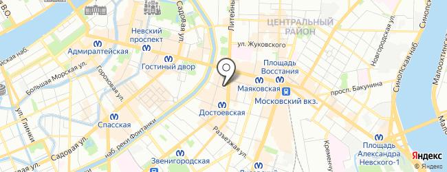 Проститутка Настя метро Достоевская СПб