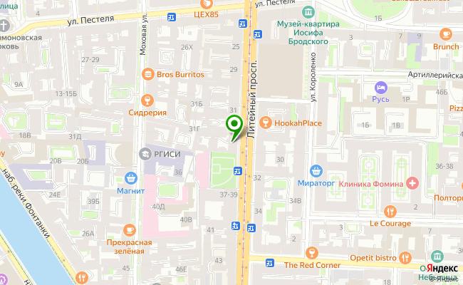 Сбербанк Санкт-петербург проспект Литейный 35, лит. А карта