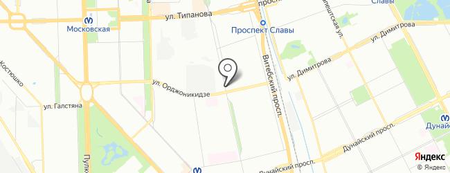 Проститутка Яна метро Звёздная СПб