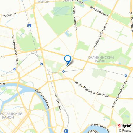 апарт-отель LIKE на карте