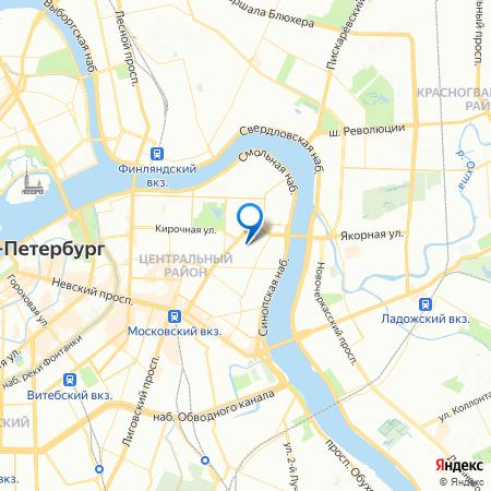клубный дом Щедрин на карте