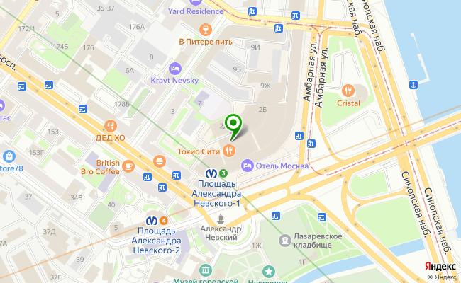 Сбербанк Санкт-петербург площадь Александра Невского 2, лит. Е, пом. 5Н карта