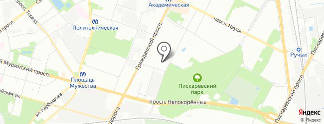 Проститутка Катя метро Политехническая СПб