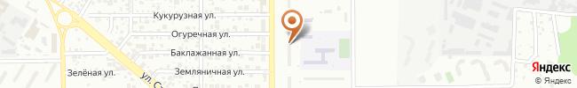 Автошкола Ютекс-Транс-Сервис на карте, г. Киев, Ул. Маршала Гречко, дом 10
