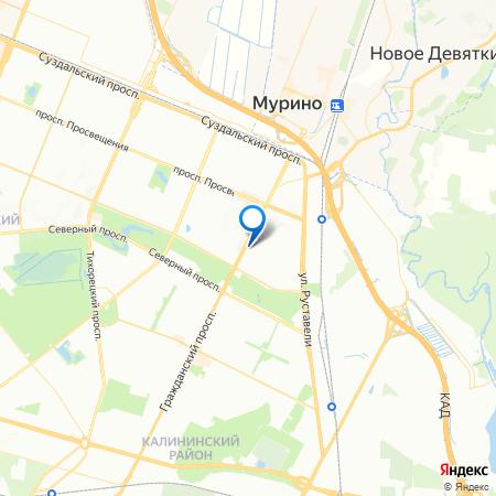 Main House на карте