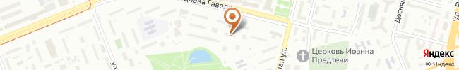 Автошкола Талисман на карте, г. Киев, бульвар И. Лепсе, 5-г