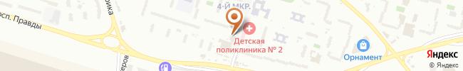 Автошкола Автострит на карте, г. Киев, пр. Правды, 66-а