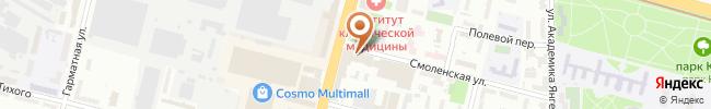 Автошкола На Права на карте, г. Киев, ул. Смоленская, 31/33