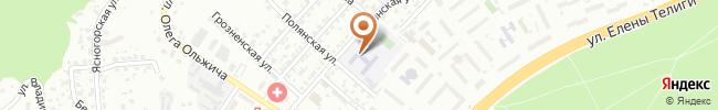 Автошкола Авто-Премиум на карте, г. Киев, ул. Бакинская, 12