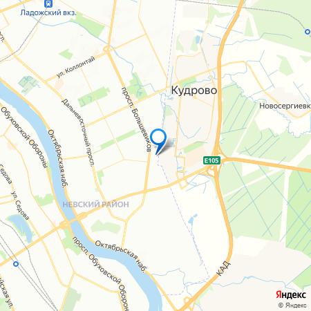 инвест-отель Про на карте