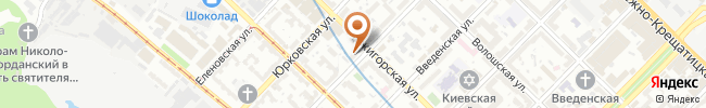 Автошкола ЦСТК ВВС ТСОУ на карте, г. Киев, ул. Оболонская, 21, к. 20