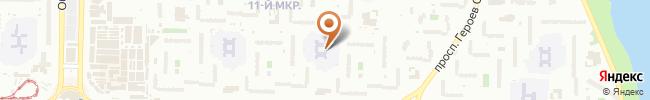Автошкола Оболонский СТК на карте, г. Киев, ул. Героев Днепра, 69