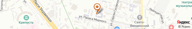 Автошкола Перспектколор - PERSPEKT AUTO на карте, г. Киев, ул. Панаса Мирного, 24