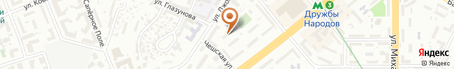 Автошкола ПечерскАвто на карте, г. Киев, ул. Ивана Кудри, 22а