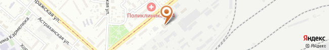Автошкола АВ-К Академия Вождения №1 на карте, г. Киев, ул. Алма-Атинская, 8