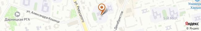 Автошкола Имидж-Авто на карте, г.Киев, ул. Декабристов, 8а