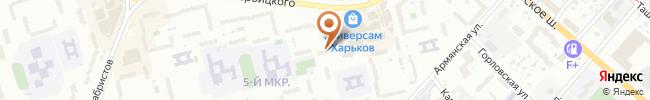 Автошкола Олсвит на карте, г. Киев, ул. Архитектора Вербицкого, 28-Б
