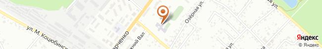 Автошкола Офицеры на карте, г. Киев, ул. Ленина, 23Б