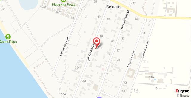Гостевой дом Застава на карте