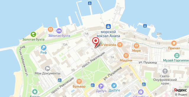 Апарт-отель Novosel на карте