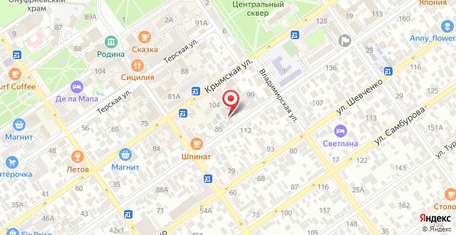Гостиница RS-ROYAL на карте