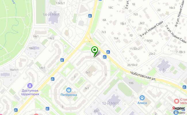 Сбербанк Москва ул. Лукинская 1 карта