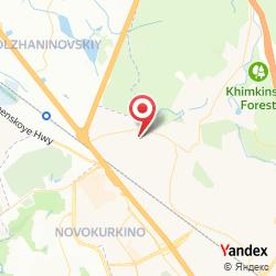 Khimki Construction Yard, Pav. 18B