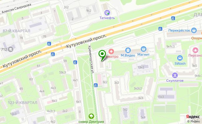 Сбербанк Москва бульвар Славянский 15 карта