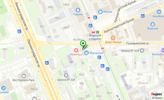 Сбербанк Москва ул. Адмирала Макарова 45 карта