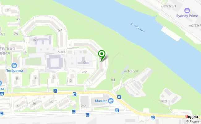 Сбербанк Москва бульвар Филевский 1 карта
