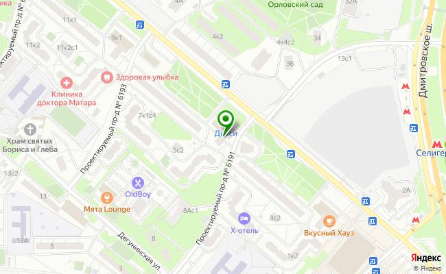Сбербанк Москва шоссе Коровинское 5, корп.1 карта