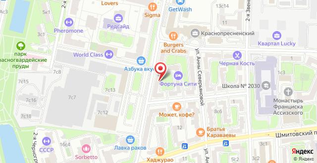 Гостевой дом Макеев на карте