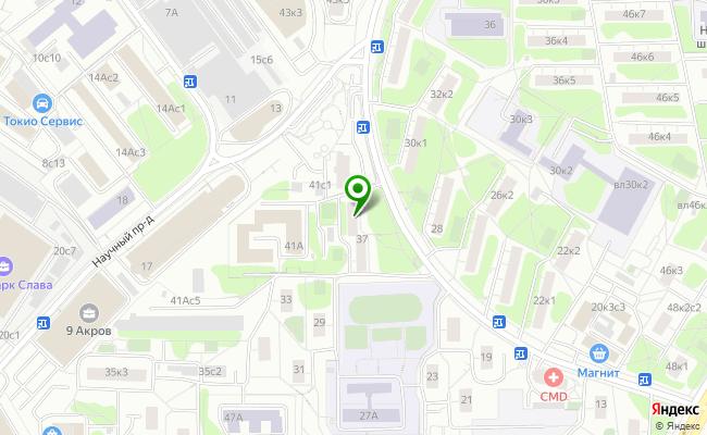 Сбербанк Москва ул. Херсонская 39 карта