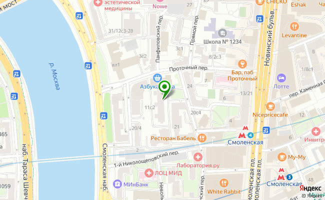 Сбербанк Москва переулок Проточный 11 карта